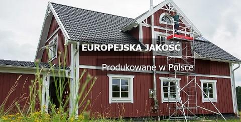 Niemiecka jakoś polska produkcja rusztowań